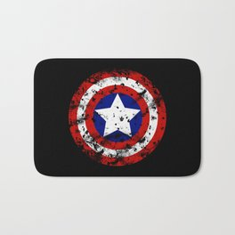 Captain's Shield Bath Mat