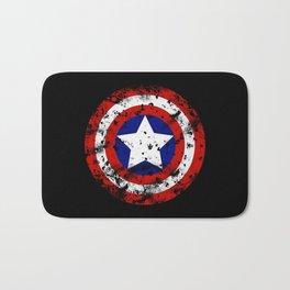 Captain's Shield Bath Mat
