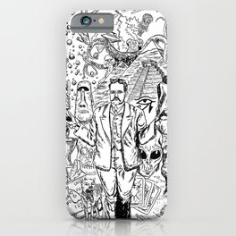 Charles Fort iPhone Case