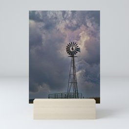 Wind and Weather Mini Art Print