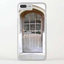 Doors Oxford 7 Clear iPhone Case