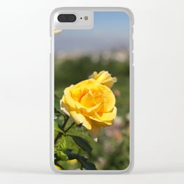 Yose Clear iPhone Case