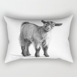 Goat baby G097 Rectangular Pillow