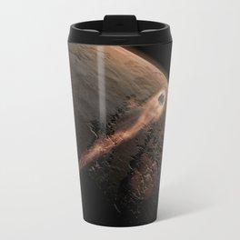 Landing on mars Travel Mug