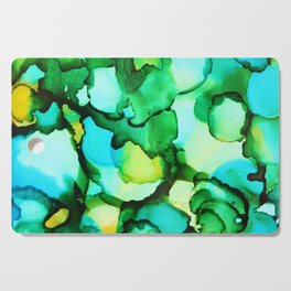 Blue & Green - should be seen Cutting Board