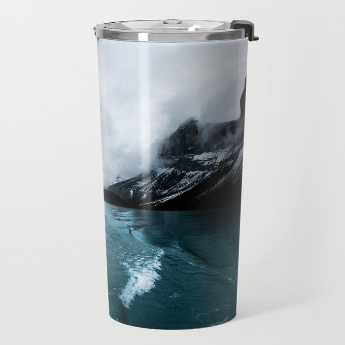 Landscape Photography Alberta Travel Mug
