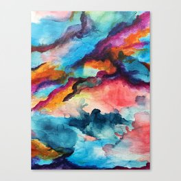 Unexpected Blends Canvas Print