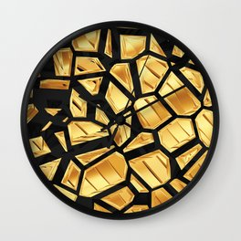 Goldie VIII Wall Clock