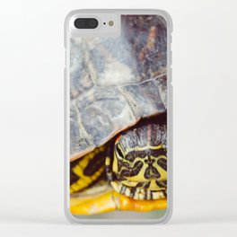 Little guy Clear iPhone Case