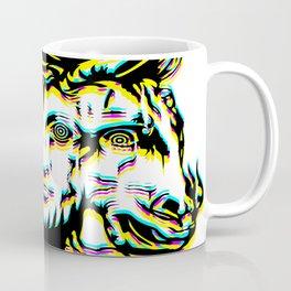 GOD II Psicho Coffee Mug