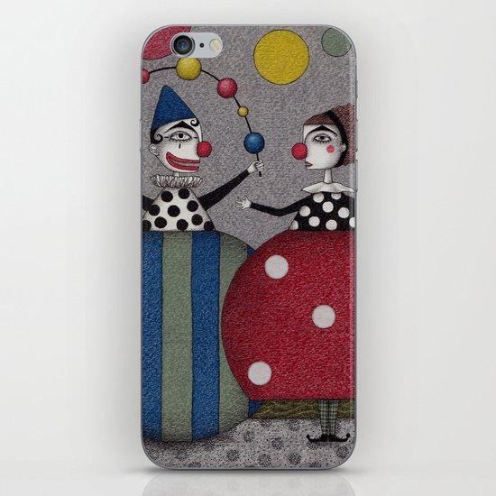 Ball Game (2) iPhone & iPod Skin