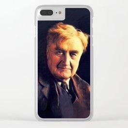 Ralph Vaughan Williams, Music Legend Clear iPhone Case