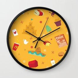 Thangs Wall Clock