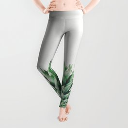 Pineapple Leaves Leggings