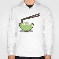 ramen Hoodies featuring Food Lantern - Ramen by binario