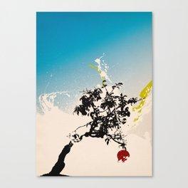 bonZ Canvas Print