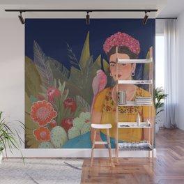 Frida.licious Wall Mural