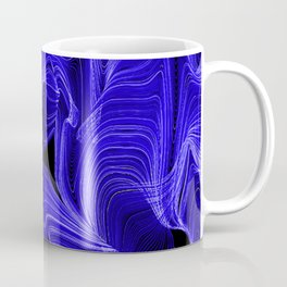 Midnight Blue Mist Coffee Mug