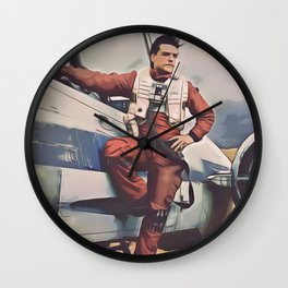 Join the Resistance! Wall Clock