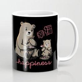 Happiness Sushi Coffee Mug