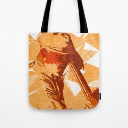 Jazz Fest Poster Tote Bag