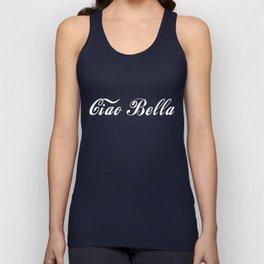 Ciao Coca Bella Unisex Tank Top