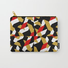 Colorful Abstract Pattern Carry-All Pouch
