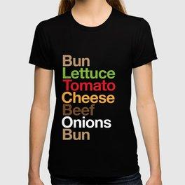 Burgervetica T-shirt