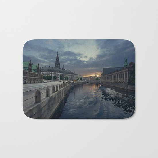 Copenhagen Canal Bath Mat