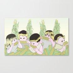 Children Of The Corn Canvas Print