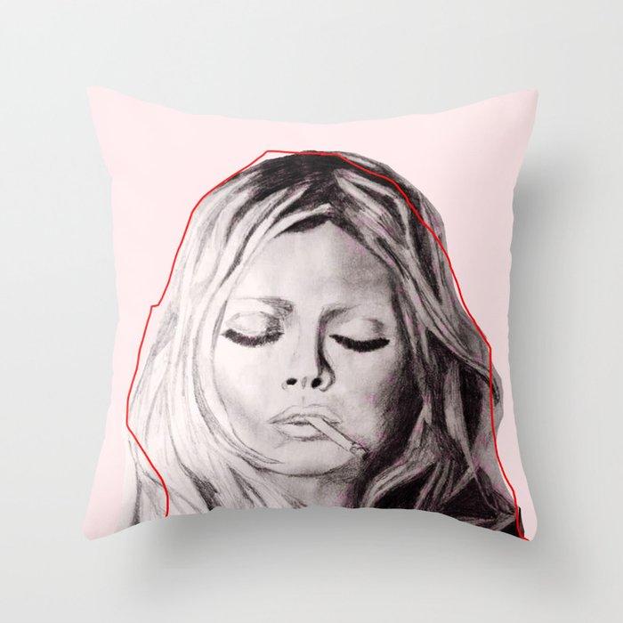 Kate Throw Pillow