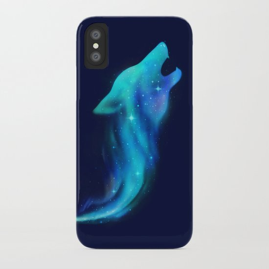 Arctic Howl iPhone Case