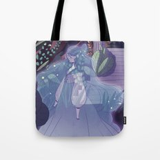 The ghost of the lake Tote Bag