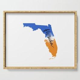 Florida Serving Tray