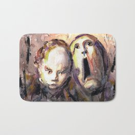 Sisters Bath Mat