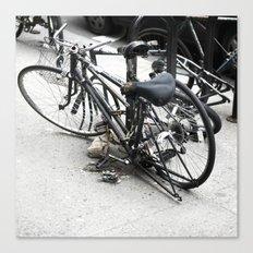 bikes 05 Canvas Print