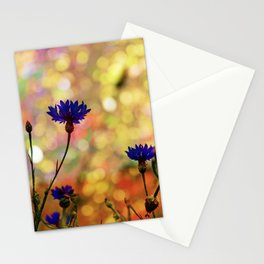 Summer Field Impression 2 Stationery Cards