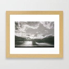 Glory of the West Framed Art Print