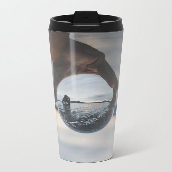 Perspective Metal Travel Mug