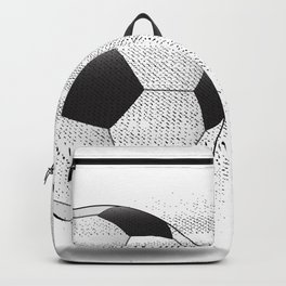 Moving Football Backpack