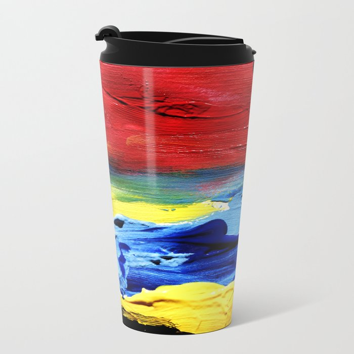 HELIOS Metal Travel Mug