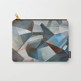 Spacial Abstraction II Carry-All Pouch