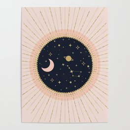 Love in Space Poster