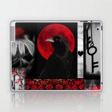 Gothic Red Laptop & iPad Skin
