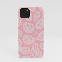Liquify Pinkie iPhone Case