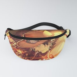 Portgas D Ace One Piece Fanny Pack