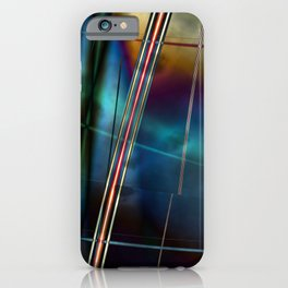 Galactic Map 4 iPhone Case