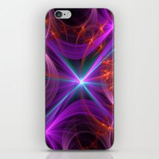 Fractal Design Happy New Year iPhone & iPod Skin