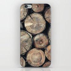 Wood Spirit iPhone & iPod Skin