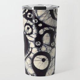 Abstract Batik 2 Travel Mug